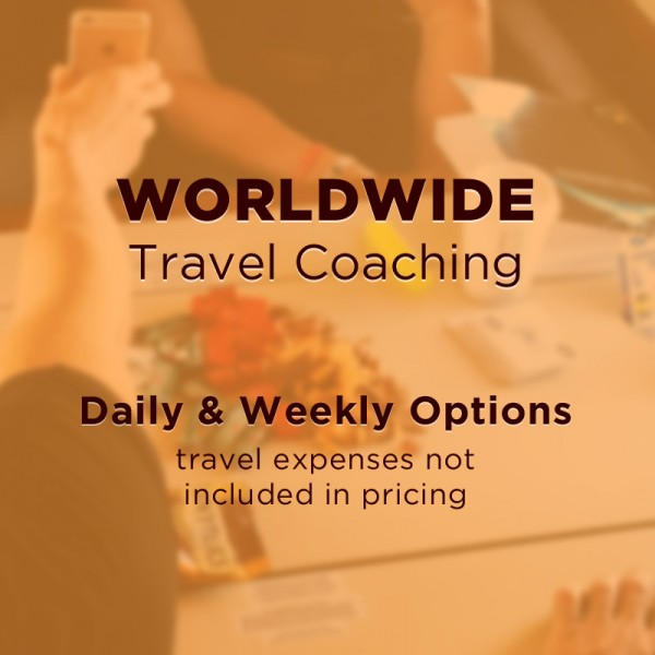 On Set Coaching - Worldwide Travel Coaching